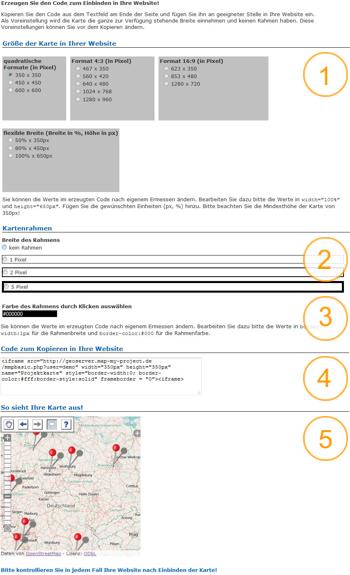 Screenshot Hilfe